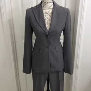 Gray BCBG Suit